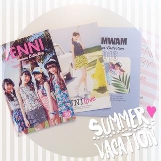 JENNI☆ジェニィ2016夏カタログ